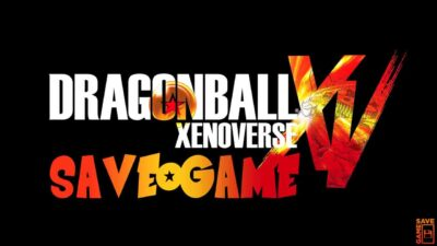 Read more about the article [PC] DRAGON BALL XENOVERSE (100% Save Game)