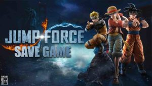Read more about the article [PC] Jump Force (100% Save Game)