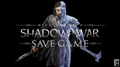 Read more about the article [PC] Middle-earth: Shadow of War (100% Save Game)