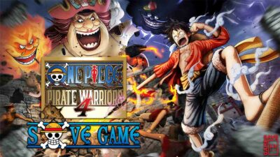 Read more about the article [PC] One Piece Pirate Warriors 4 (100% Save Game)