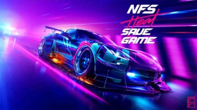 Need for Speed Heat Save game all Unlocked