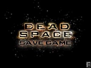 dead space 100 save game